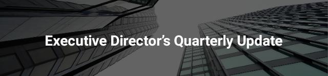 newsletter - executive director